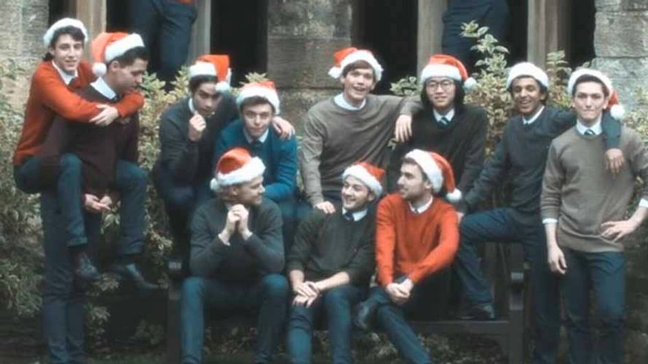 They're Back! The Acapella Oxford Boys Perform Mariah Carey's All I Want For Christmas Is You