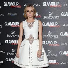 Diane Kruger, une reine des neiges en Chanel