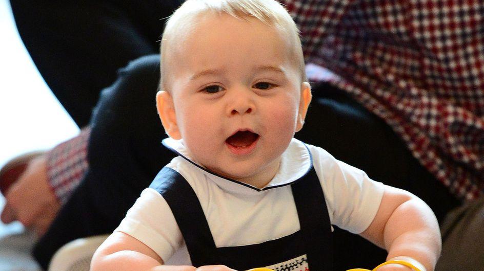 Prince George : Trois nouveaux portraits à découvrir d'urgence (Photos)