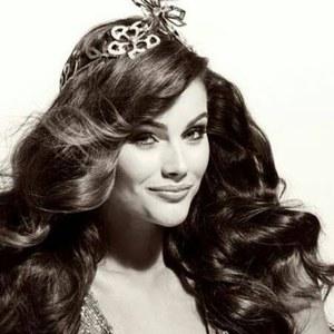 Rolene Strauss, Miss Afrique du Sud