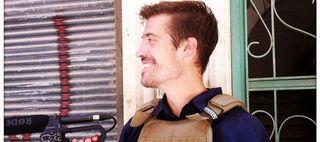 L'Américain James Foley