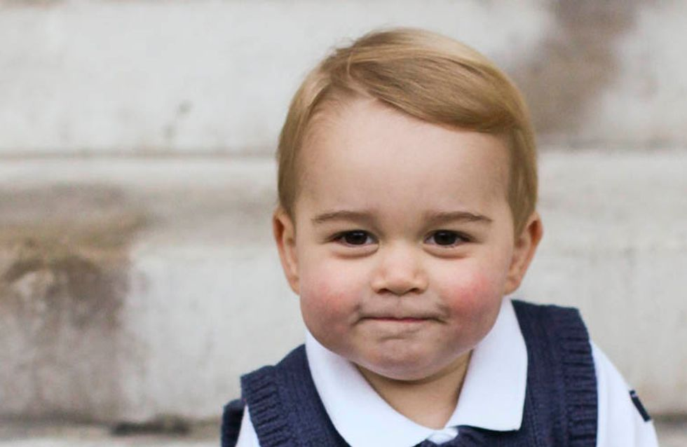 16 Times Prince George Made Our Ovaries HURT in 2014