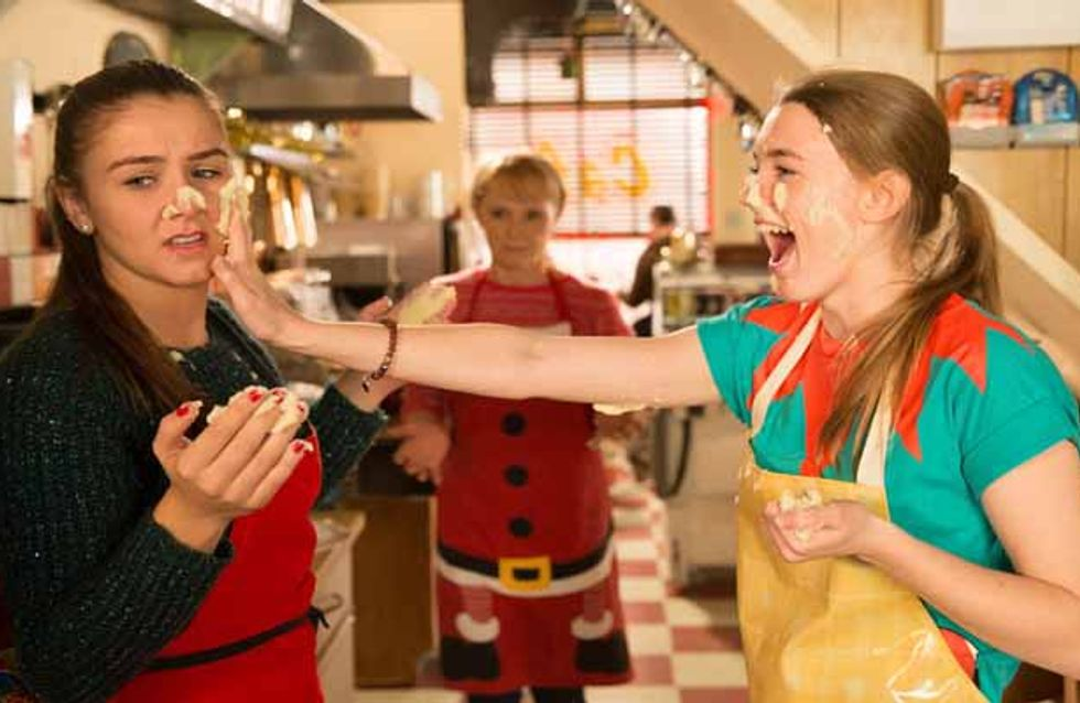 Coronation Street 25/12 Christmas Day! – Kylie's past shatters Christmas present