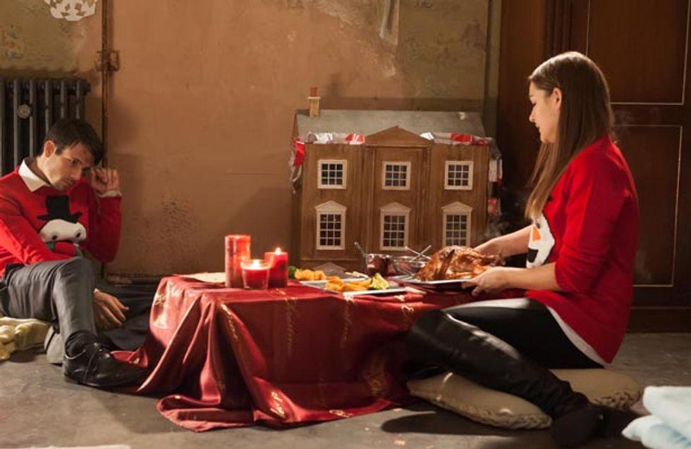 Hollyoaks 26/12 - Sinead's life hangs in the balance