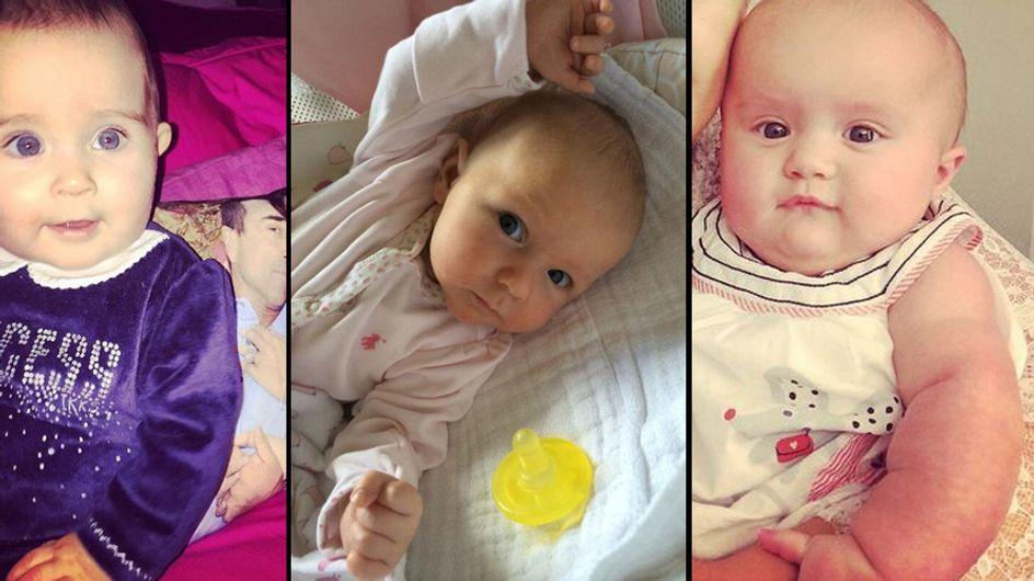 Qui sont les bébés de stars les plus mignons de l'année 2014 ? (Photos)