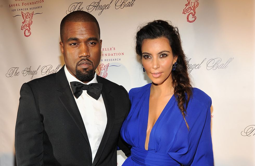 Kanye West veut une statue de Kim Kardashian