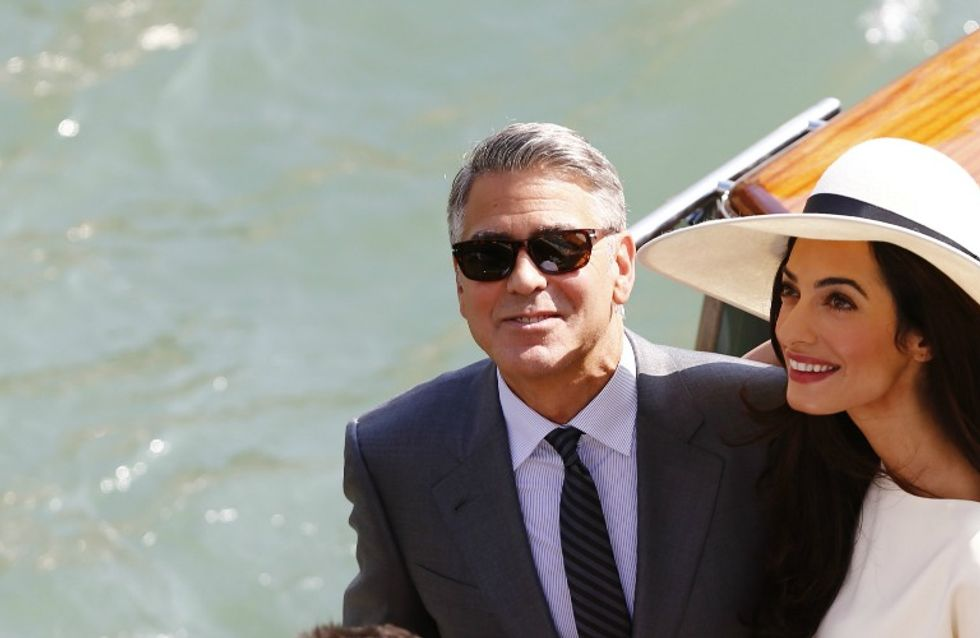 10 Facts You Should Know About The Most Interesting Person Of 2014: Amal Clooney