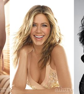 Jennifer Aniston, scatti sexy per la rivista Allure. Guarda le foto hot dell'att