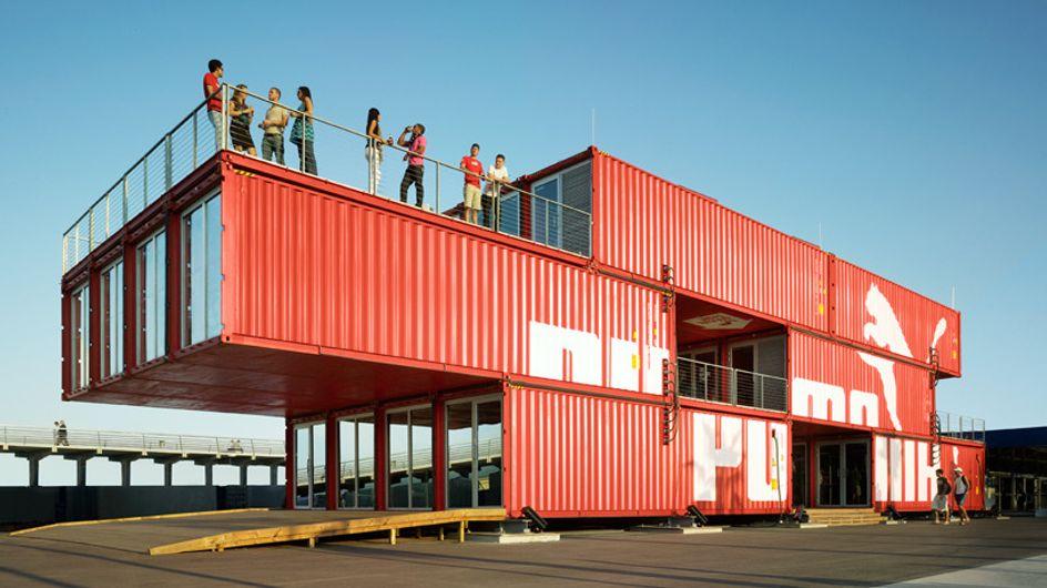 Arquitectura sostenible y reciclada: una nueva forma de construir
