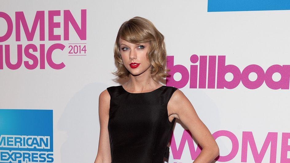Taylor Swift est notre look du jour