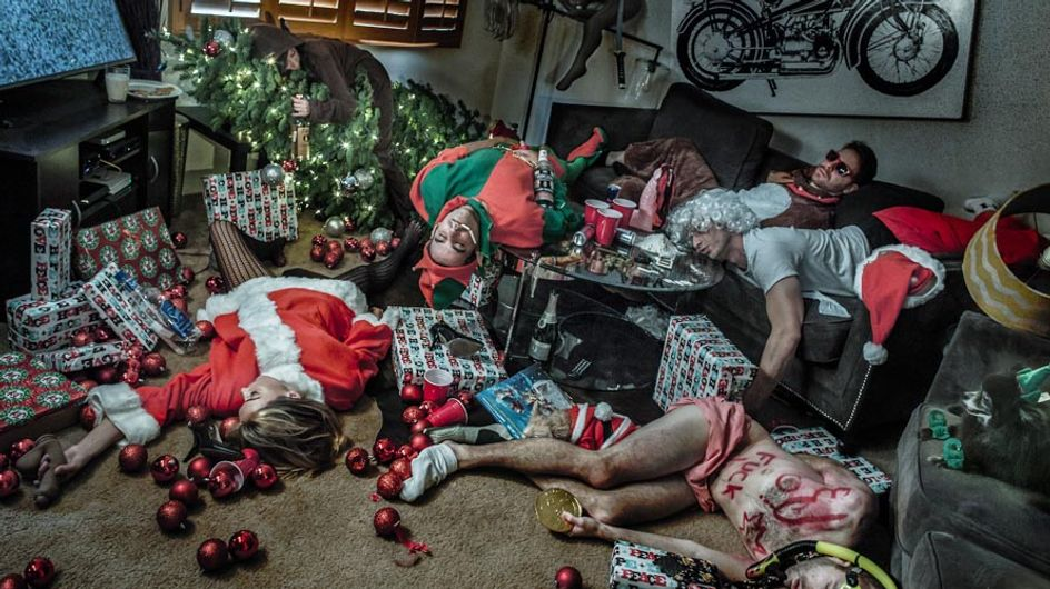 15 People Who Took Christmas WAY Too Far