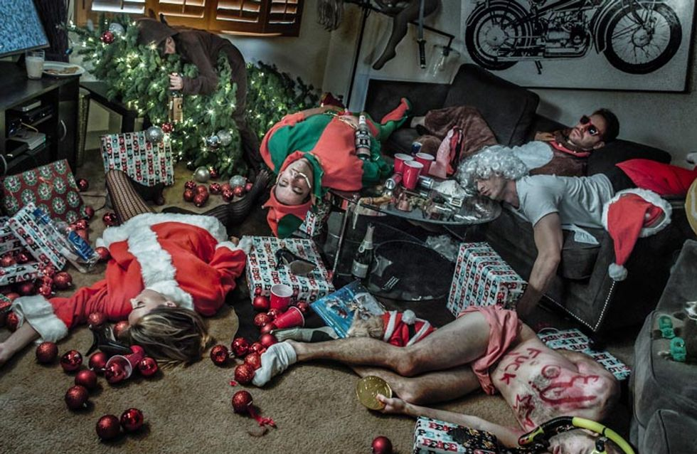 15 People Who Took Christmas WAY Too Far