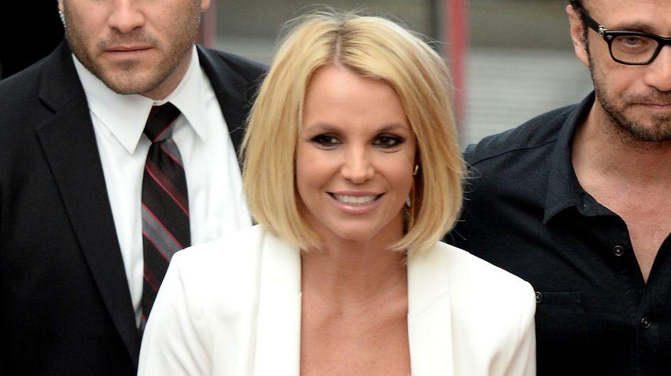 Britney Spears fait polémique en couverture de Women's Health (Photo)