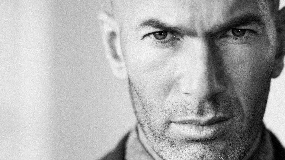 Zinedine Zidane bosse désormais pour Mango Man