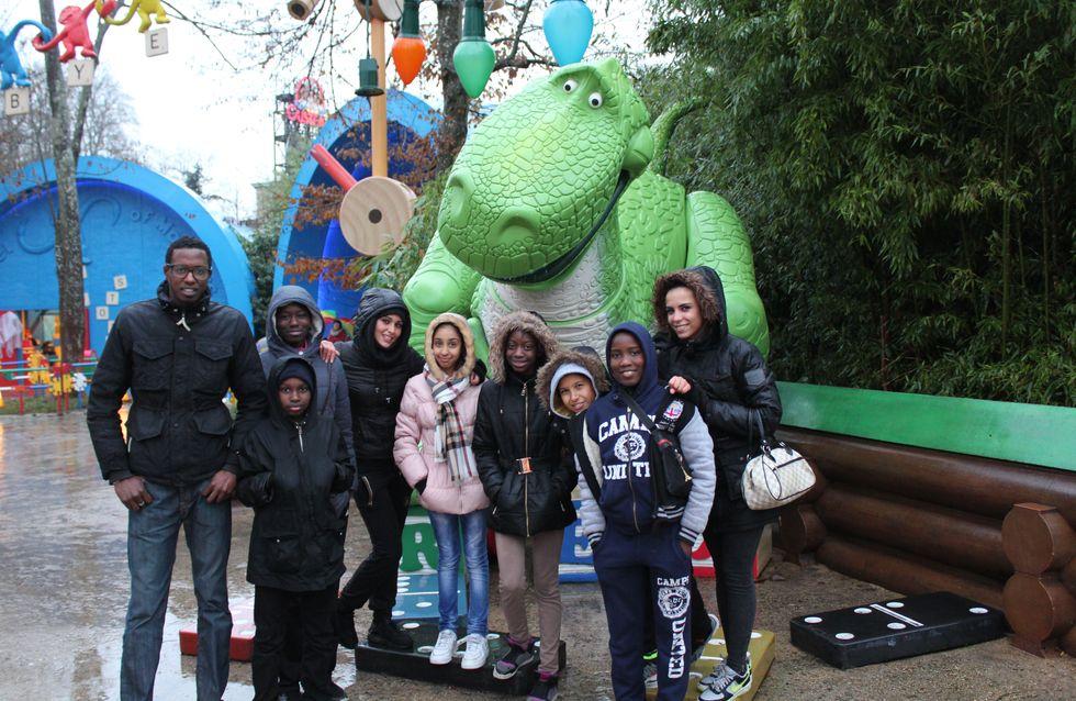 Le Noël Solidaire d'aufeminin à Disneyland Paris®