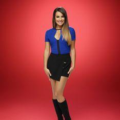 Lea Michele en mode Reine des Neiges pour l'ultime saison de Glee (Vidéo)
