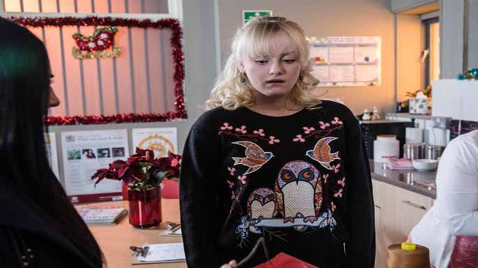 Coronation Street 02/01 – David and Eva fear for Kylie's safety
