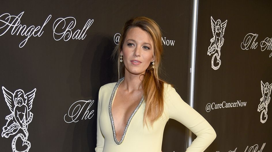 Blake Lively, future maman aux fourneaux (Photo)