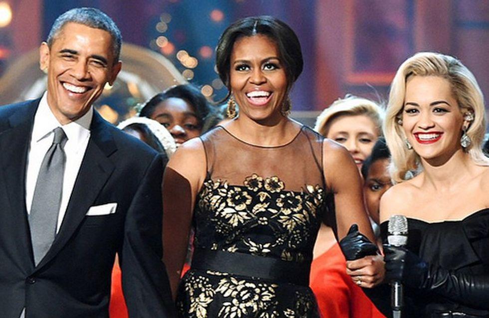 Rita Ora schwärmt von den Obamas