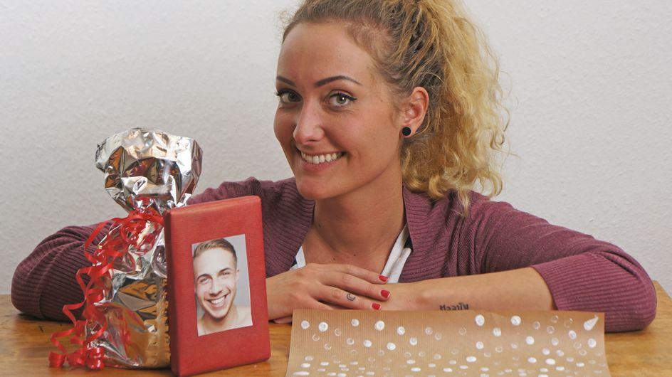 So geht's: Individuelle Geschenkverpackungen basteln