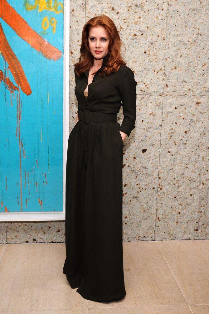 Amy Adams, le 15 décembre 2014, à New York