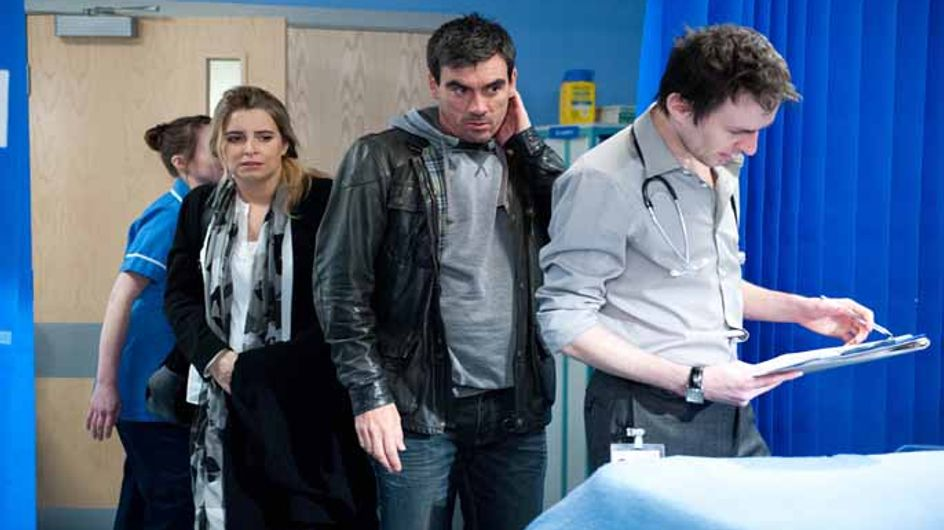 Emmerdale 07/01 – Cain gets bad news about his health but lies to Charity