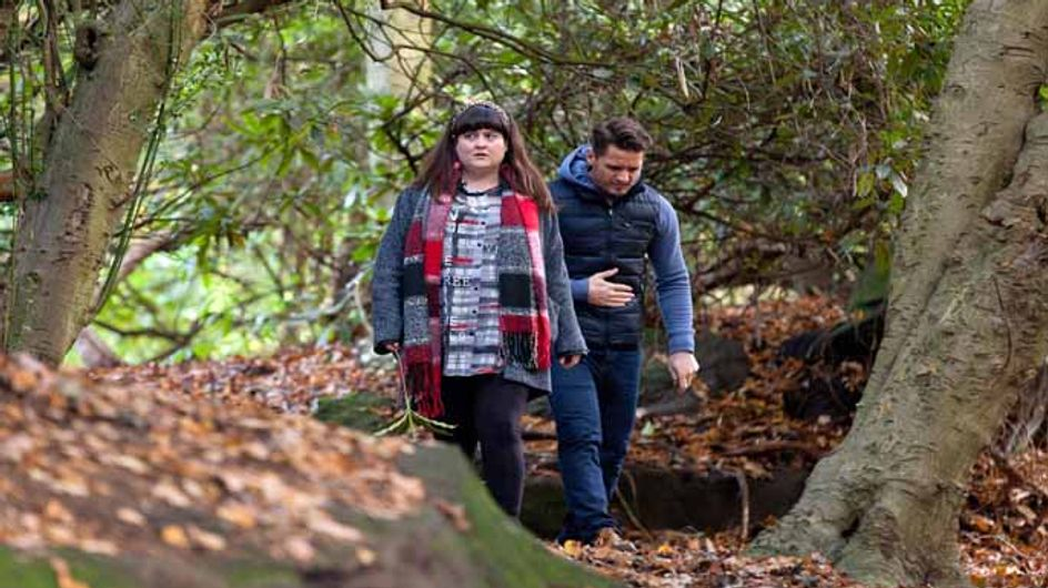Hollyoaks 08/01 - Tegan has to be cruel to be kind