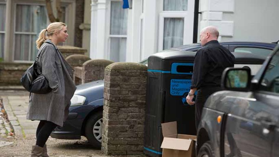 Eastenders 29/12 – The Carter family reels from Christmas Day