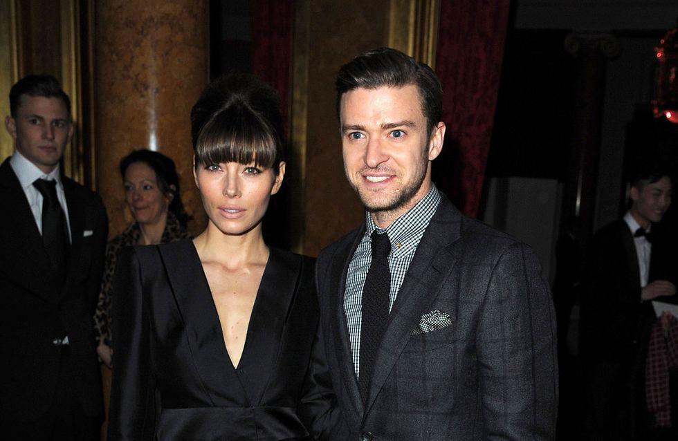 La grossesse de Jessica Biel confirmée par un proche de Justin Timberlake