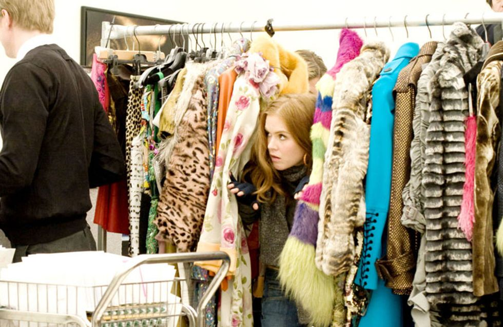 Dead Arms, Cat Fights & Never Eating Again: 17 Stages Of Sale Shopping
