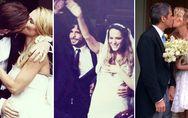 Dalla Canalis alla Marcuzzi, fino alla coppia George-Amal: le più belle nozze de