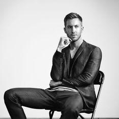 Calvin Harris, nouveau beau gosse pour Emporio Armani