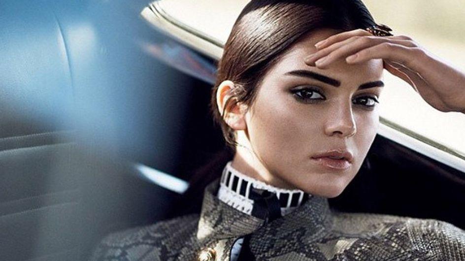 Kendall Jenner, icône rétro et hippie pour Vogue (Photos)