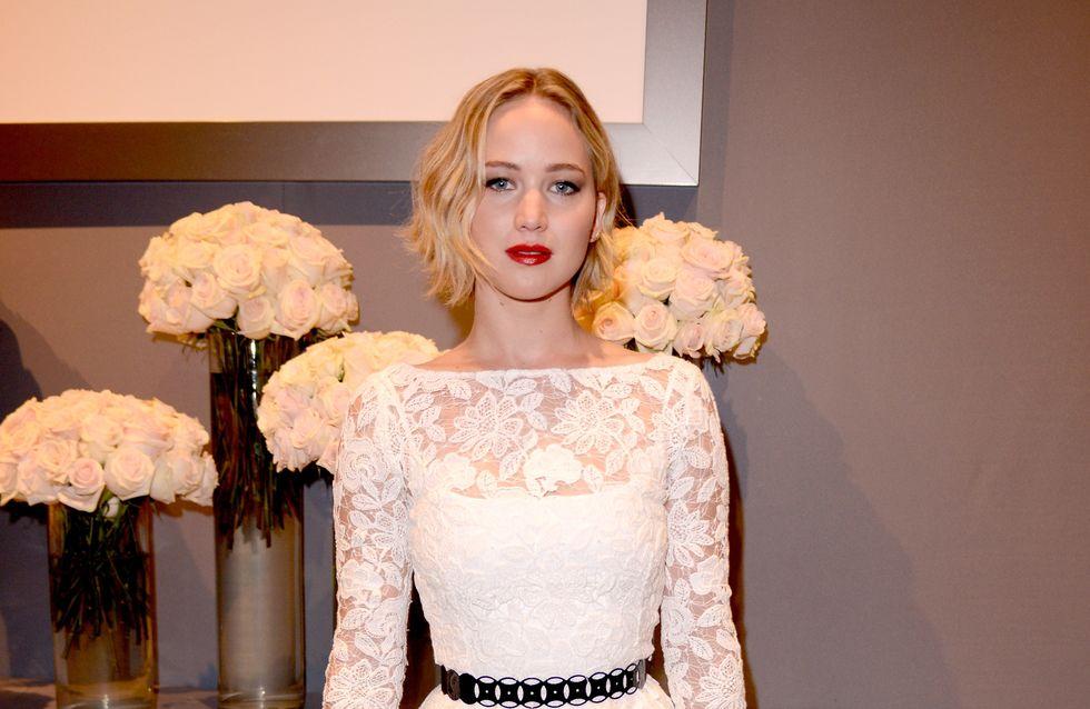 Jennifer Lawrence sous le charme d'un réalisateur ?