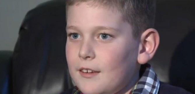 Jarrett Wilson aide des enfants en difficulté pour Noël