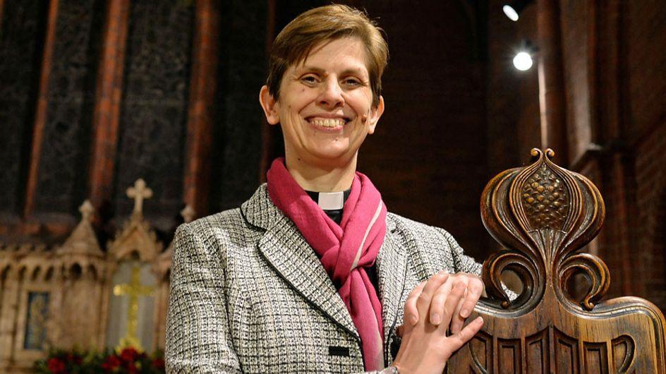 Libby Lane, la primera mujer obispo de Inglaterra