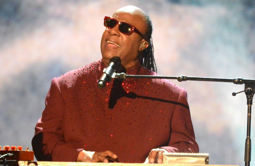 Stevie Wonder de nouveau papa à 64 ans