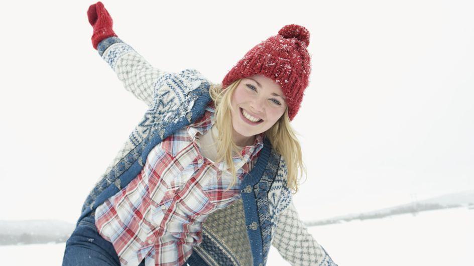 Die 7 besten Gründe, auch im Winter lange Spaziergänge zu machen