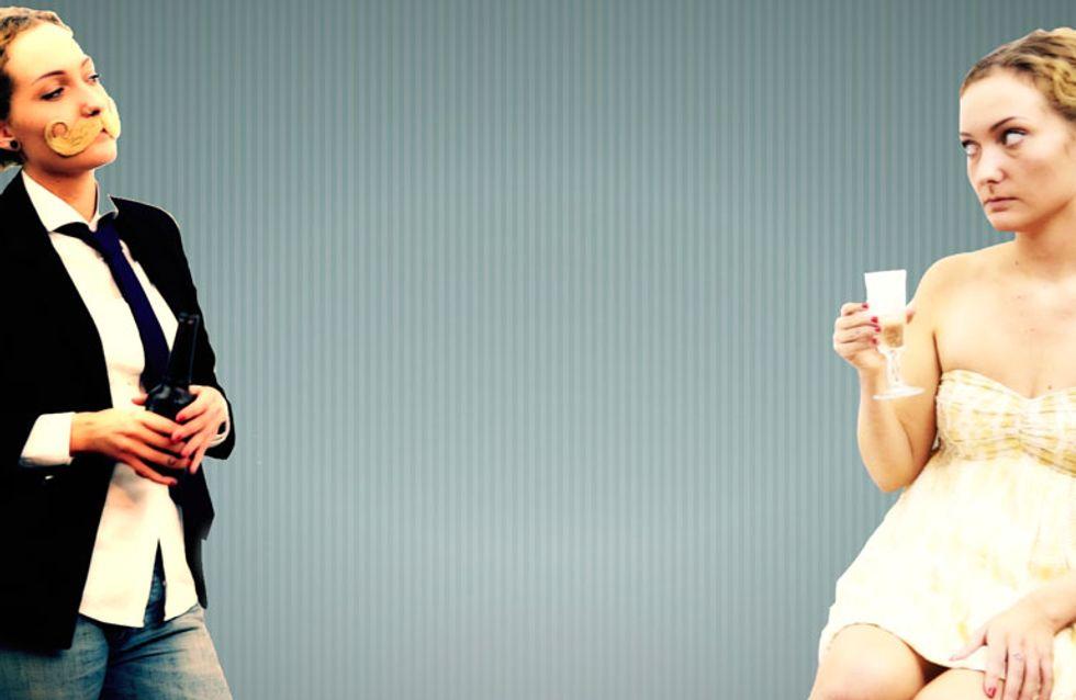 8 peinliche Anmachsprüche und wie ihr am besten kontert