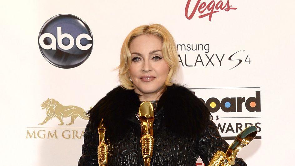 """Madonna se dit victime de """"terrorisme"""""""