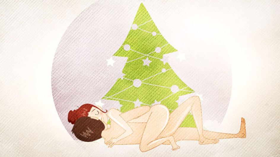 Die besten Kamasutra-Stellungen unterm Weihnachtsbaum