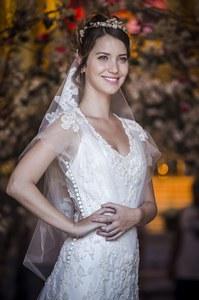Alto Astral | Laura (Nathalia Dill) de noiva