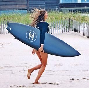 Surfistas que amamos | Gisele Bündchen