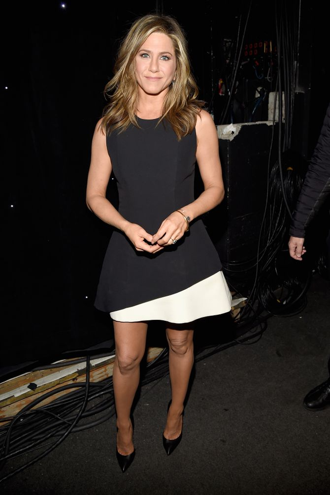 Jennifer Aniston aux People Magazine Awards 2014