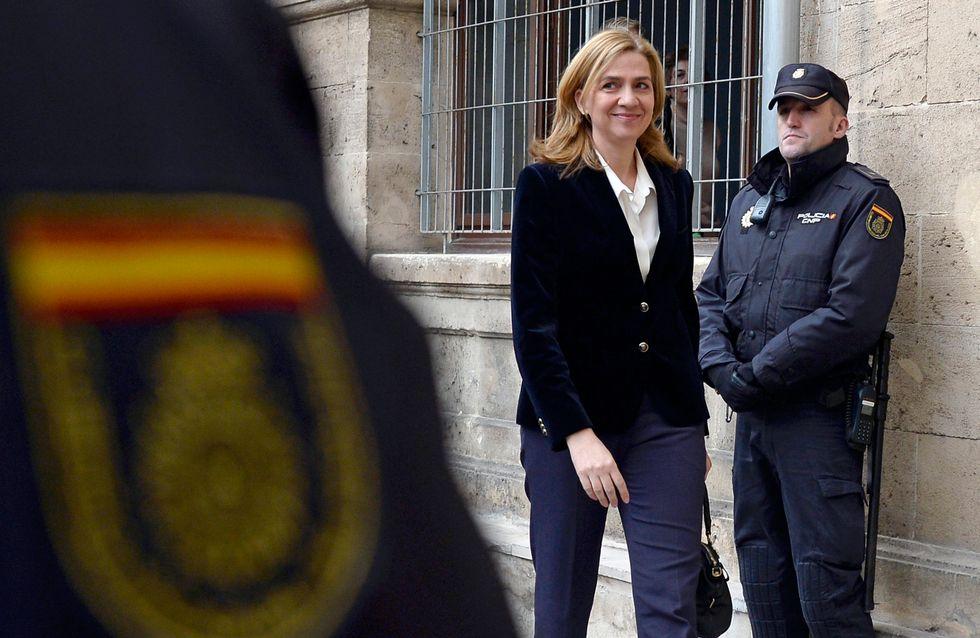 La infanta Cristina se sentará en el banquillo acusada de dos delitos fiscales