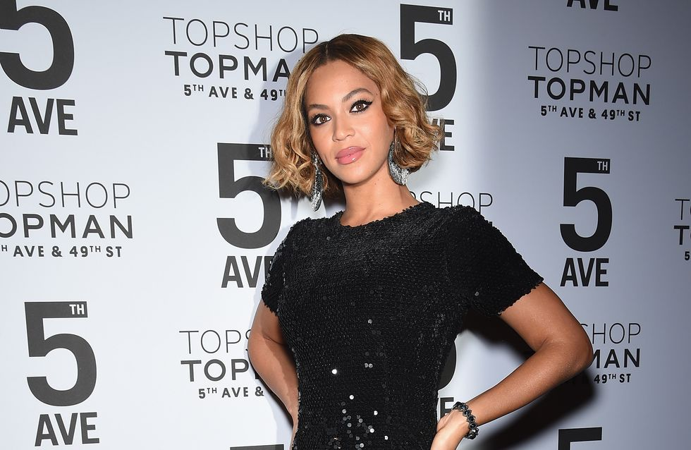 Beyoncé envoie une carte de voeux fait maison à ses proches (Photo)