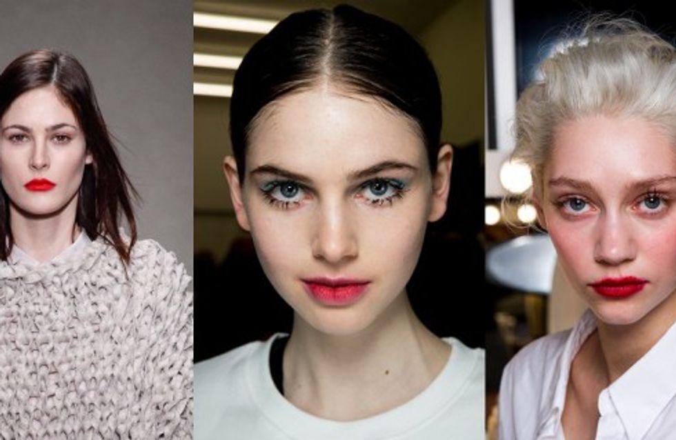Les 5 tendances maquillage phares de cet hiver
