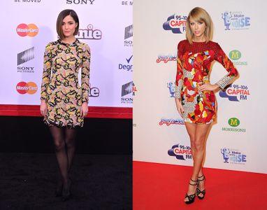 Rose Byrne et Taylor Swift
