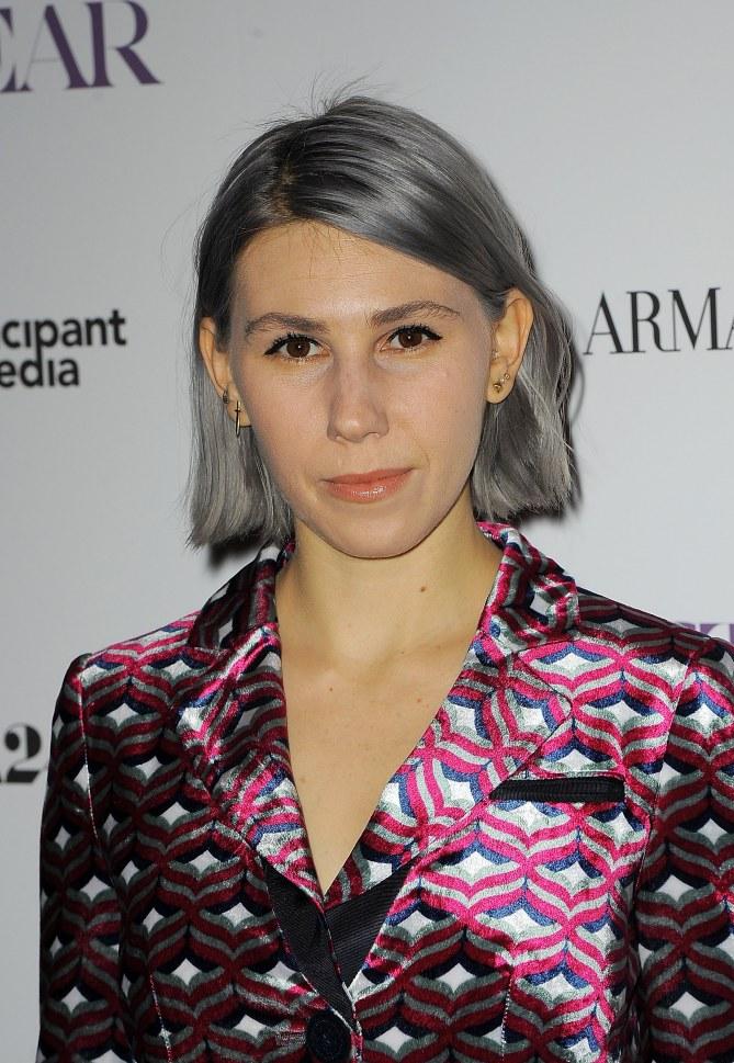 Zosia Mamet en 2014