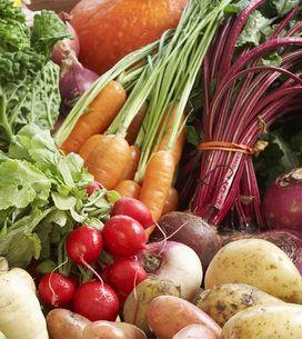 Les légumes, mes amis faibles en calories
